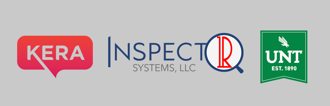 InspectIR Systems & UNT Featured on KERA NPR